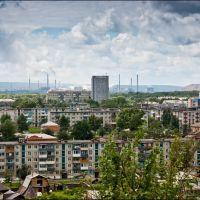 Вид на центр, Ачинск