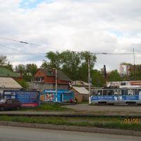Tram ring, Ачинск
