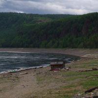 Podkamennaya Tunguska river, Байкит