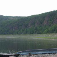 Podkamennaya Tunguska, Байкит