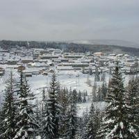 Байкит зима, Байкит
