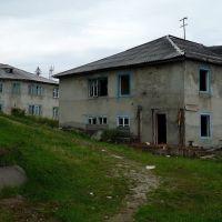 Заброшенный дом, Байкит