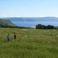 Красноярское море.2, Балахта