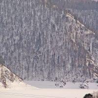 кусочек красноярского водохранилища :)), Балахта