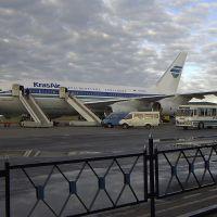 Krasnoyarsk Airport, Балахта