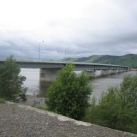 Мост Корона Тубы, Белый Яр