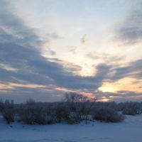 Закат, Белый Яр