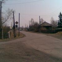 ул.Комсомольская(напротив пожарки), Белый Яр