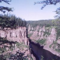 Каньон верхней Курейки, Бельтырский