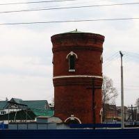 Старая водонапорная башня, Боготол, 21.04.2014, Боготол