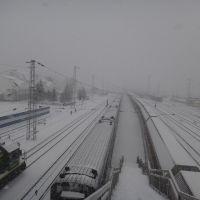 Станция Боготол, Боготол