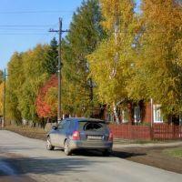 Panorama. Богучаны. ул. Октябрьская, Богучаны