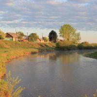Утро на реке, Большая Мурта