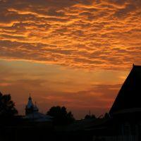закат, Большая Мурта