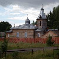 церковь в Большой Мурте, Большая Мурта