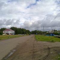 Большая Мурта, ул. Советская, Большая Мурта