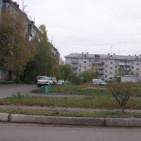 микрорайон ПОБЕДЫ, Бородино