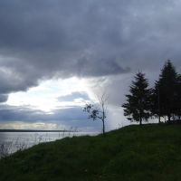 На берегу, Верхнеимбатск