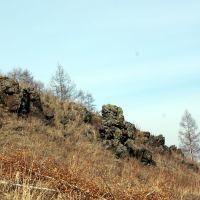 камни, Горячегорск