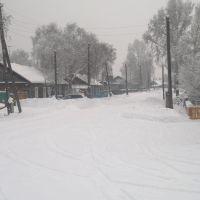 Улицы села Дзержинское, Дзержинское