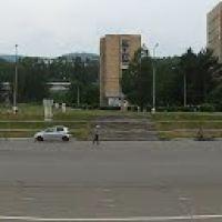 Пионерская площадь. Дивногорск., Дивногорск