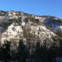 Дивные горы Енисея, Дивногорск