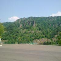 Пейзаж г.Дивногорска, Дивногорск