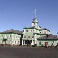 старое здание Диксонского морского порта, Диксон