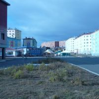 Улица в Дудинке, Дудинка