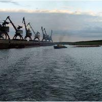 Dudinka port, Дудинка
