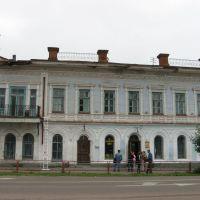 Дом Флеера (2008), Енисейск