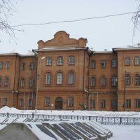 Школа им. Кытмонова, Енисейск