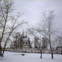 мужской монастырь, Енисейск