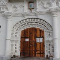Енисейский Спасо-Преображенский мужской монастырь, Енисейск