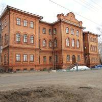 Школа №1, Енисейск