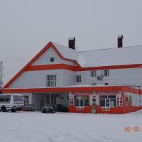 Автовокзал  (бывший), Заозерный