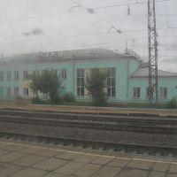 Станция Заозерная, Заозерный