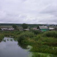 River Barga(panorama), Заозерный