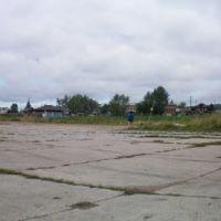 Trade area, Заозерный
