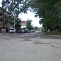 40 years of October street, Заозерный