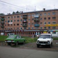 Central shop, Заозерный