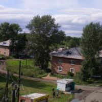 Youth street, Заозерный