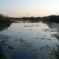 Игарка, озеро им.Барановского, Игарка