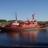 Igarka : un bateau polaire, Игарка