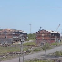 Северный городок, Игарка