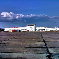 Аэропрт, Игарка