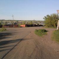 Перекрёсток на Локомотивной улице, Иланский
