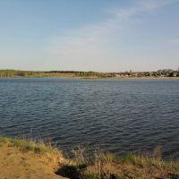 Вид на озеро Пульсометр, Иланский