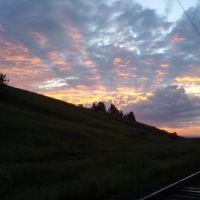 Железная дорога, Ирбейское