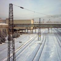 ЖД Вокзал, Канск